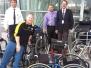Pete Leaving for JFK - Monday, November 21 2011
