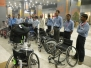 Wheelchairs Arrive in India! Thursday, November 24 2011
