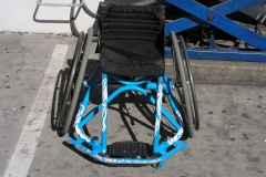 Sport Chairs to be Donated to Nepal, May 2013